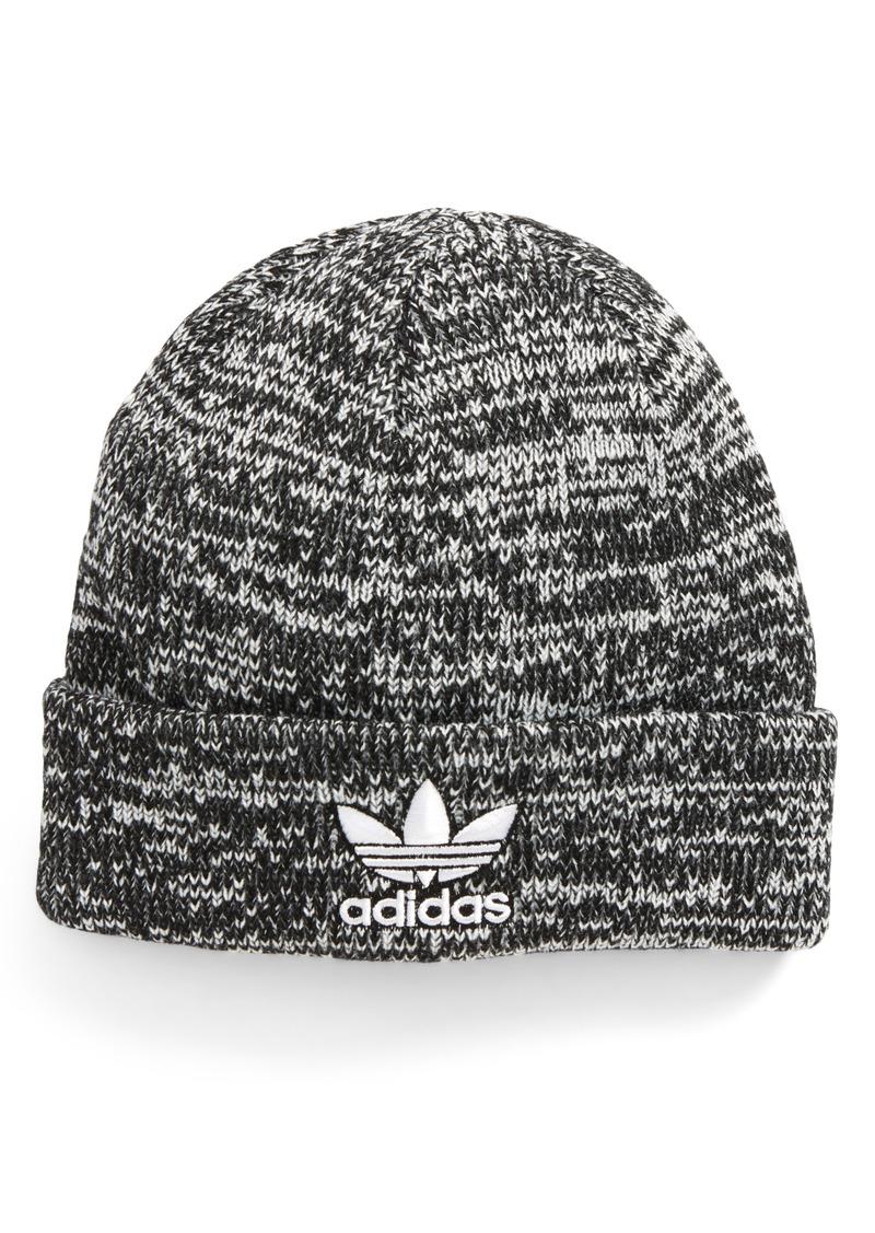 10d1ff75c62c5 Adidas adidas Originals Trefoil II Knit Cap