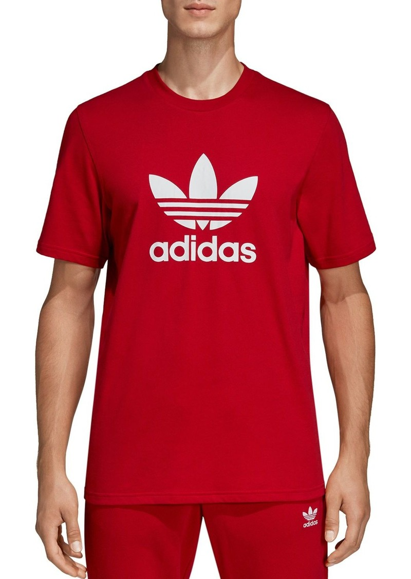 adidas Originals Trefoil Logo Short Sleeve Tee