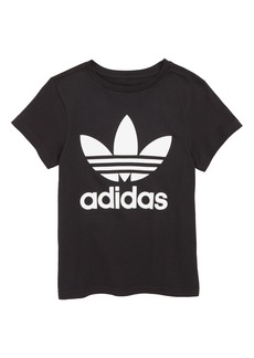 adidas Originals Trefoil Logo Tee (Big Boy)
