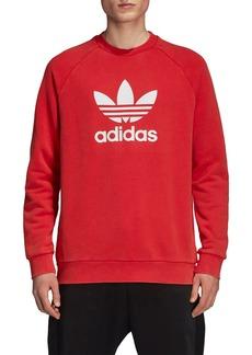 adidas Originals Trefoil Logo Warm-Up Sweatshirt