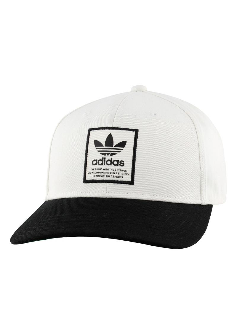 789c1eb259a SALE! Adidas adidas Originals Trefoil Patch Baseball Cap