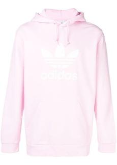 Adidas Originals Trefoil printed hoodie