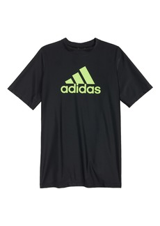 adidas Originals Trefoil Swim T-Shirt (Big Boys)