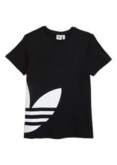 adidas Originals Trefoil T-Shirt (Big Boys)