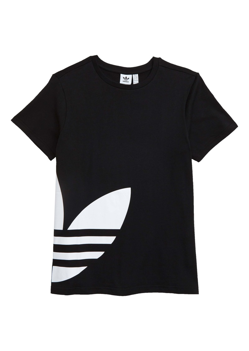 adidas Originals Trefoil T-Shirt (Big Boys)