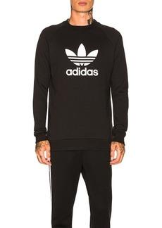 adidas Originals Trefoil Warm Up Crew Sweatshirt