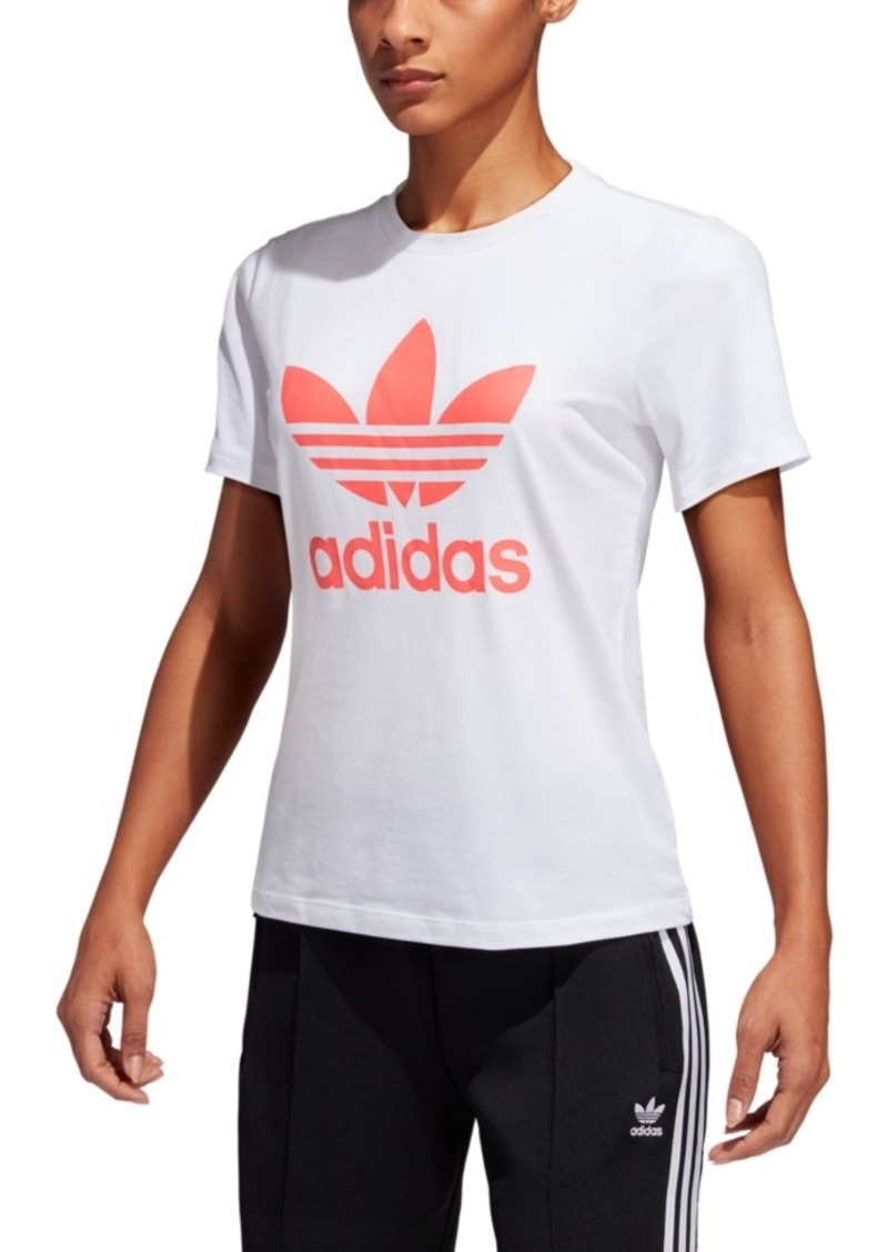 adidas Originals Women's Treifoil T-Shirt