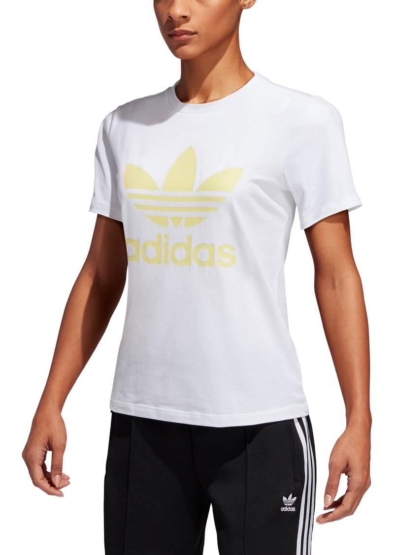 adidas Originals Women's Treifoil T-Shirt