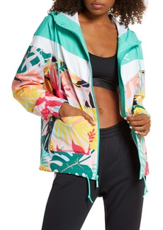 Adidas Originals Tropical Seersucker Windbreaker