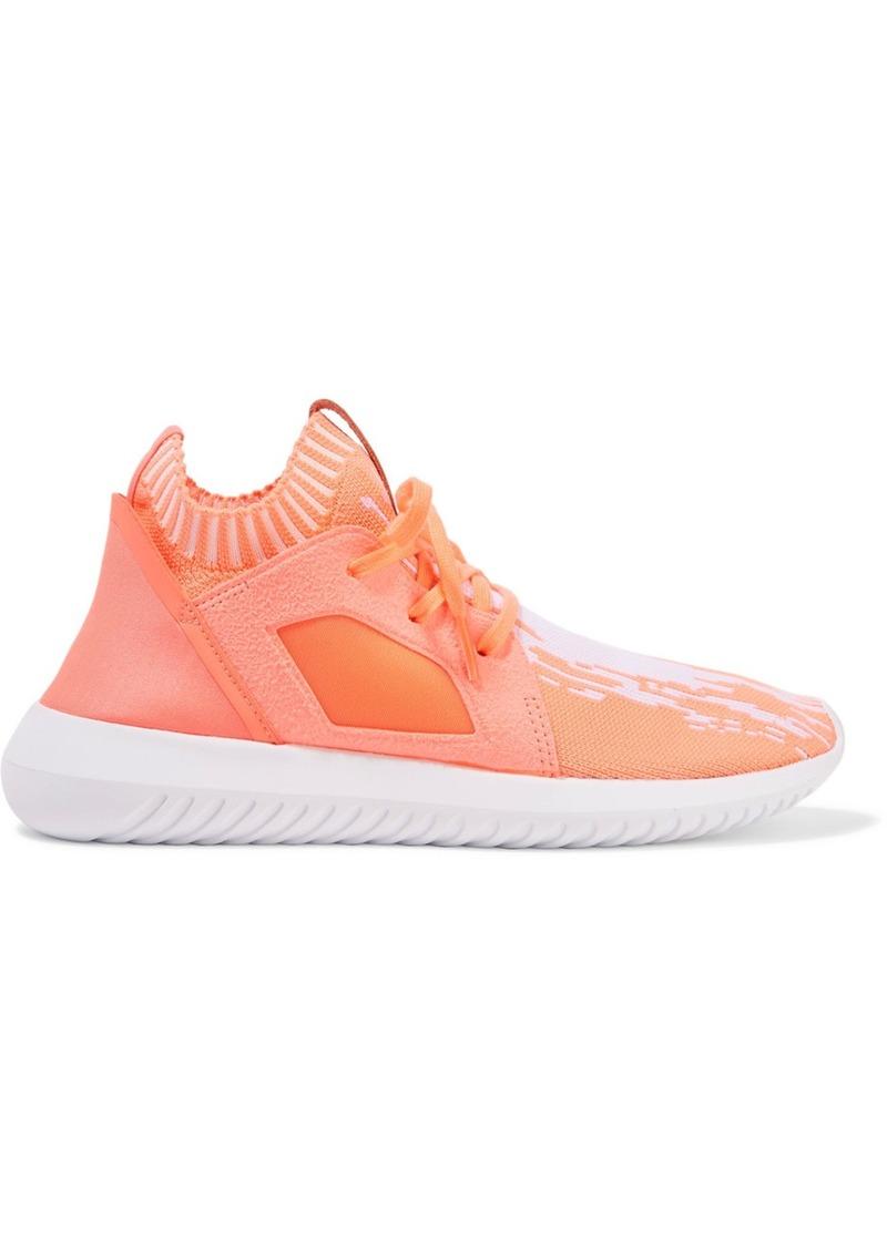 huge discount de094 c2e70 adidas Originals Tubular Defiant Primeknit, neoprene and felt sneakers
