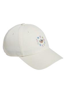 adidas Originals Unisex Love Unites Embroidered Baseball Cap