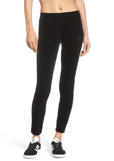 adidas Originals Velvet Ankle Leggings
