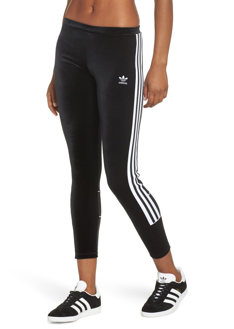 65ee0bd4ba2 Adidas adidas Originals Velvet Leggings | Casual Pants