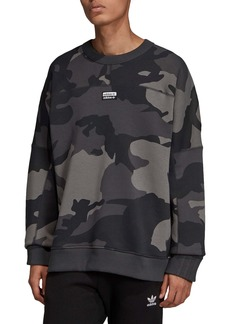 adidas Originals Vocal Camo Crewneck Sweatshirt