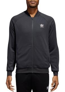 adidas Originals Warped Stripes Reversible Track Jacket