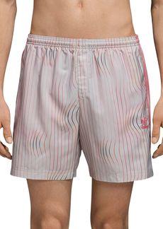 adidas Originals Warped Stripes Swim Trunks