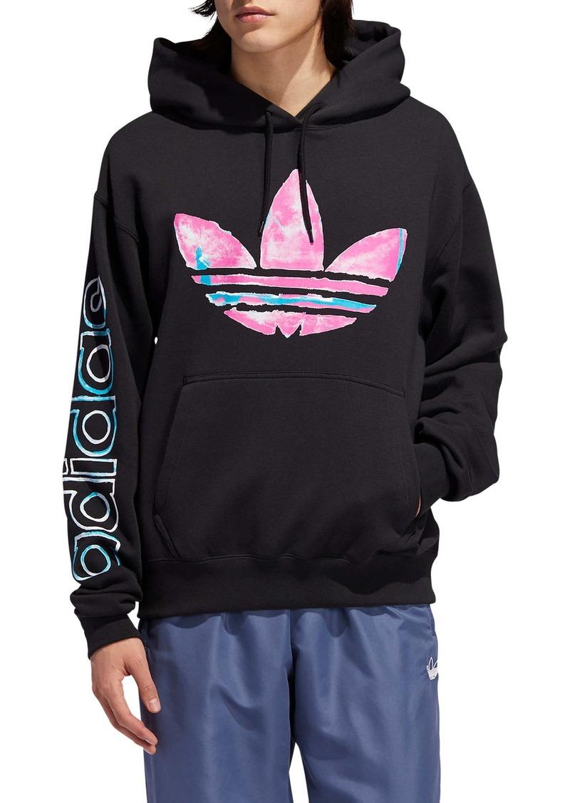 adidas Originals Watercolor Hooded Sweatshirt