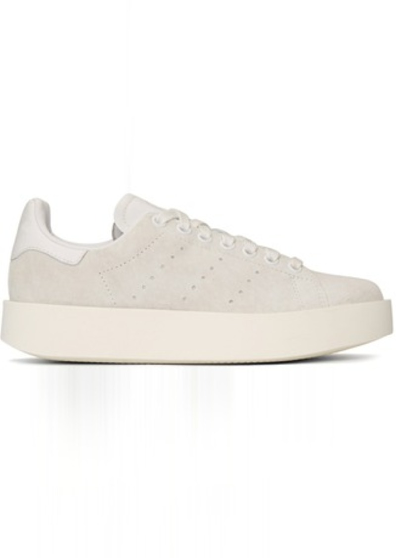 new concept 663ff 431f9 Originals White Stan Smith Bold Sneakers