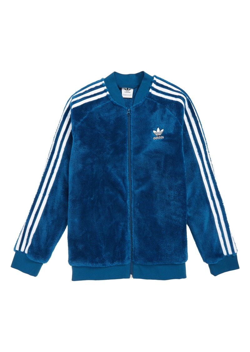 adidas Originals Winter SST Jacket (Big Boys)