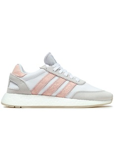 Adidas Originals Woman I-5923 Ribbed-knit Sneakers White