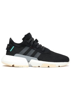 Adidas Originals Woman Pod-s3.1 Stretch-knit Sneakers Black