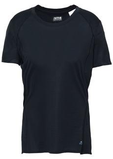Adidas Originals Woman Stretch-mesh T-shirt Black
