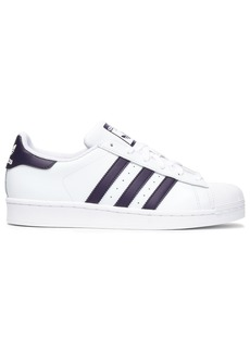 Adidas Originals Woman Superstar Leather Sneakers White