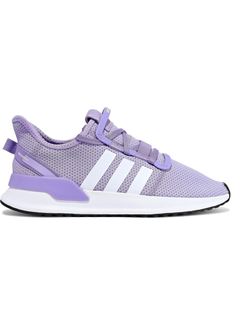 Adidas Originals Woman U_path Run Mesh Sneakers Lavender