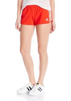 adidas Originals Women's 3 Stripes Shorts  L