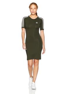 adidas Originals Women's 3 Stripes Dress  2XS