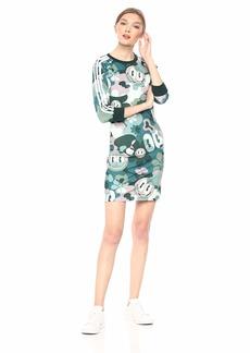 adidas Originals Women's 3-Stripes Dress