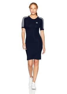 adidas Originals Women's 3 Stripes Dress  XS
