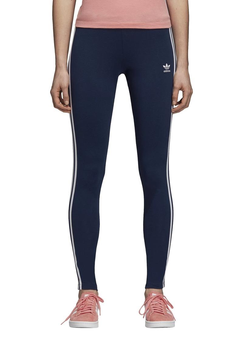adidas Originals Women's 3-Stripes Leggings  L