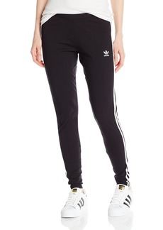 adidas Originals Women's 3-Stripes Leggings   (US Size) (US Size)
