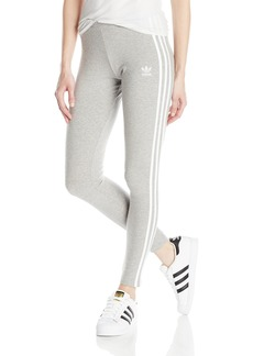 adidas Originals Women's 3-Stripes Leggings  X-Small