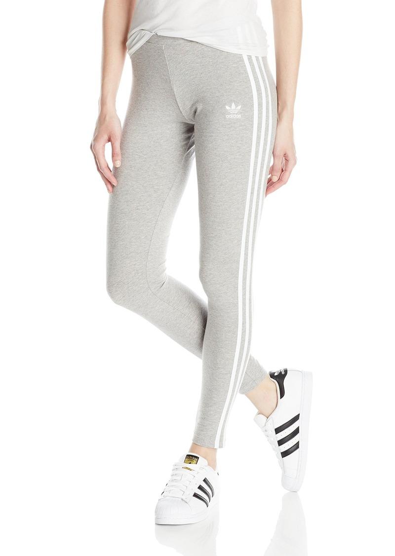 1ef5dc6ba4e53 Adidas adidas Originals Women's Bottoms   3 Stripes Leggings ...