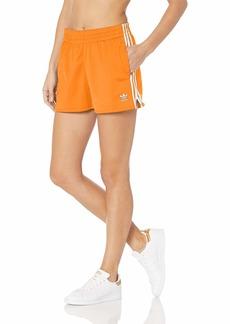 adidas Originals Women's 3-Stripes Shorts  L