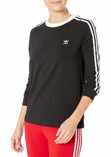 adidas Originals womens 3-Stripes Tee