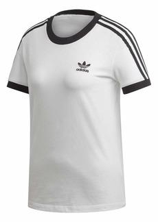 adidas Originals womens 3 Stripes T-shirt T Shirt   US