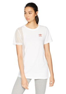 adidas Originals Women's Active Icons Tee  S