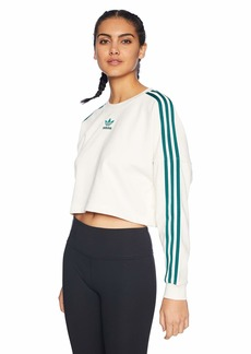 adidas Originals Women's Adibreak Cropped Sweater  L
