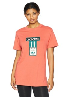 adidas Originals Women's Adibreak Logo Tee  XS