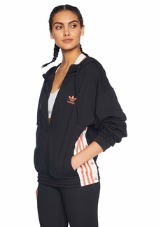 adidas Originals Women's Adibreak Zip Hoodie  M
