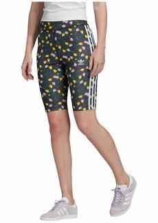 adidas Originals Women's All Over Print Cycling Short