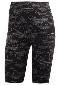 adidas Originals Women's All Over Print Cycling Tight