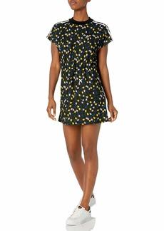 adidas Originals Women's All Over Print Tee Dress