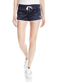 adidas Originals Women's Bottoms Slim Shorts  X-Large
