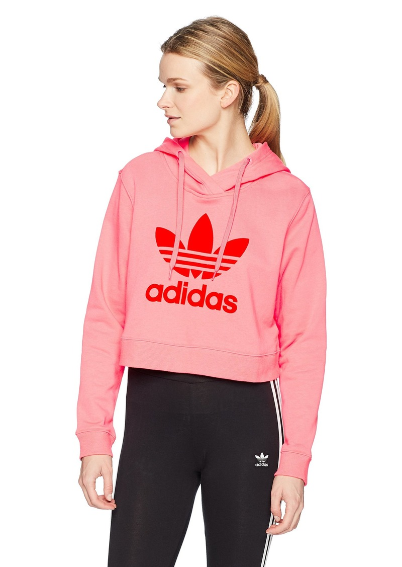 adidas Originals Women's Colorado Hooded Sweatshirt  L