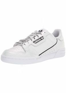 adidas Originals Women's Continental 80 Sneaker White/core Black/White  M US