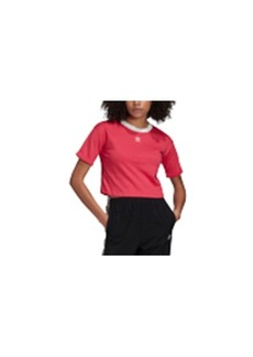 adidas Originals Women's Cotton Cropped T-Shirt